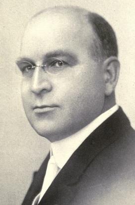 Dean Augustus Vogt