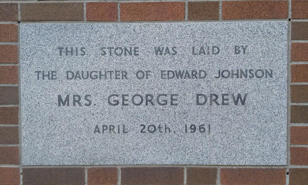 Edward Johnson Building Stone