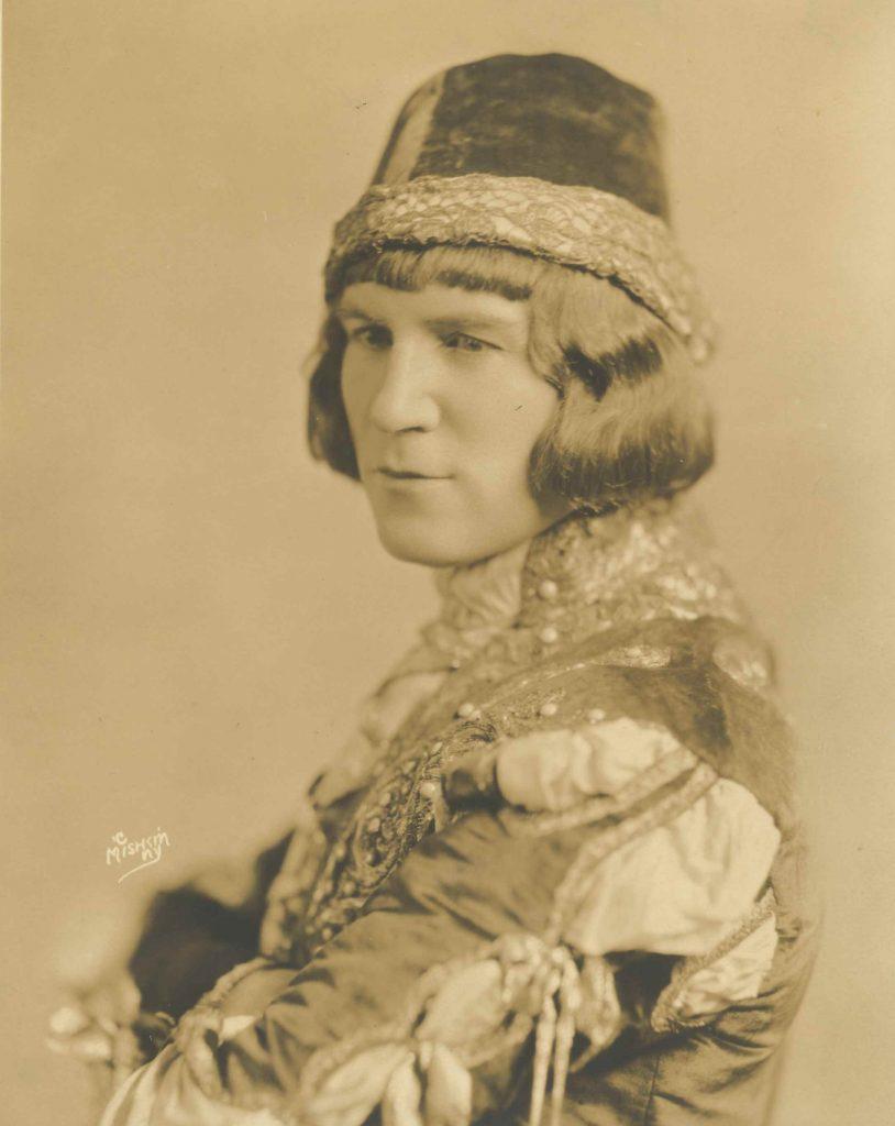 Edward Johnson- Romeo at Metropolitan Opera 1923