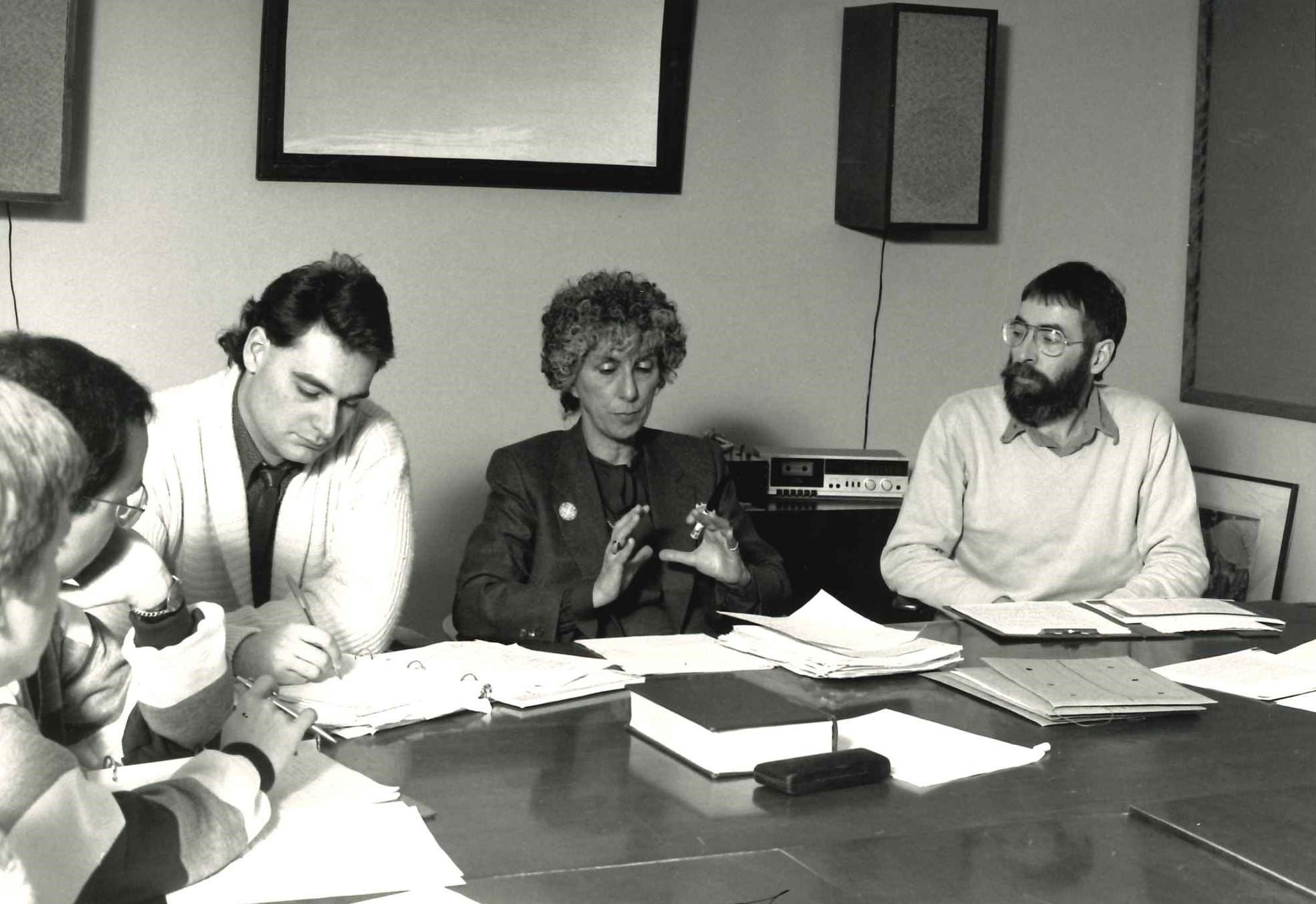 Maria Rika Maniates seminar 1988