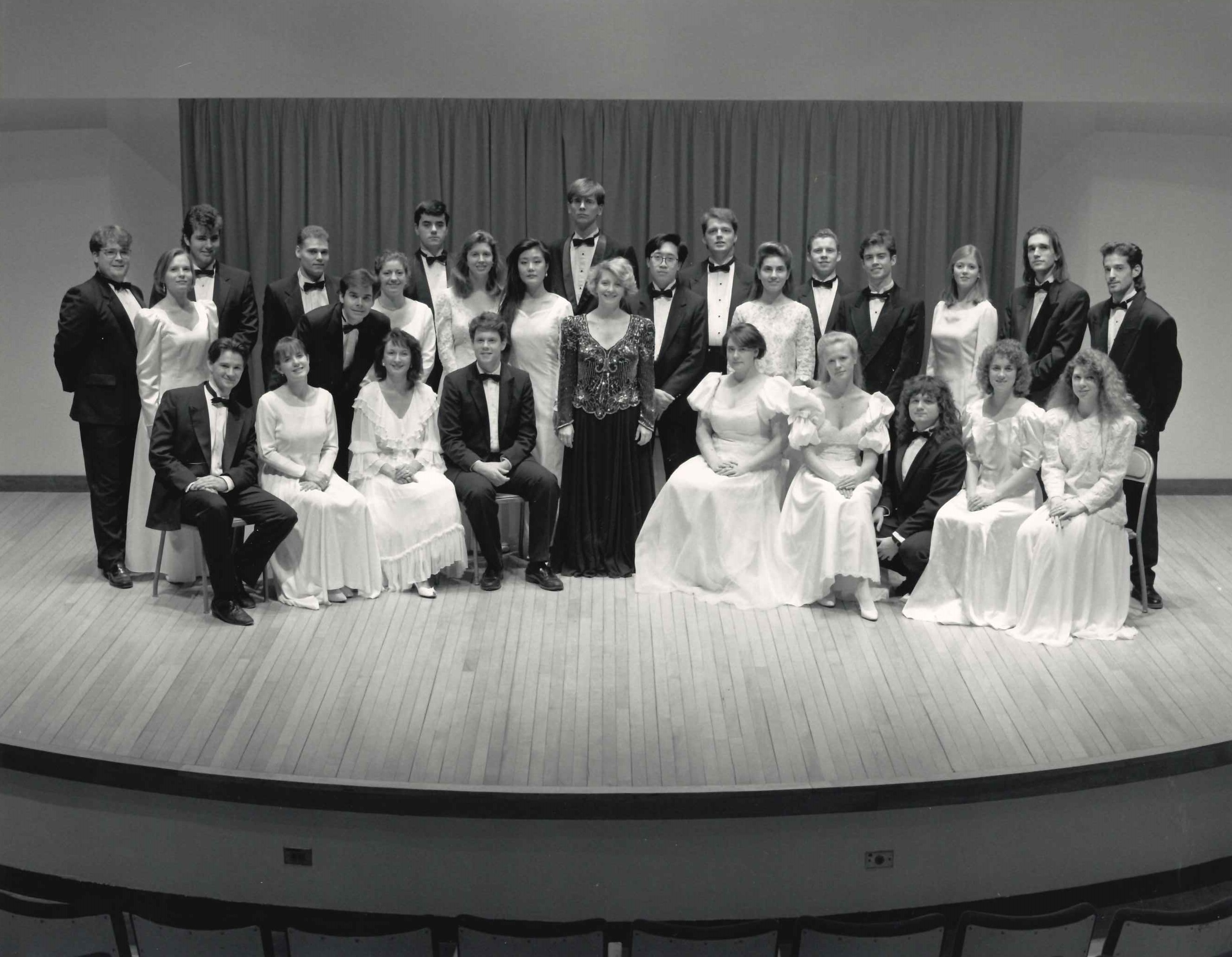 UofT Concert Choir with Doreen Rao 1990