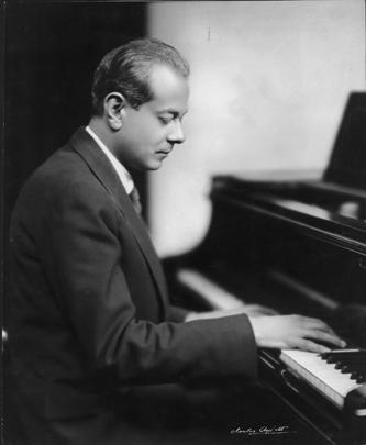 Alberto Guerrero, image courtesy of U of T Archives
