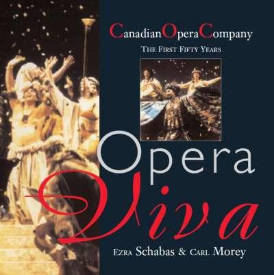 Opera Viva book cover