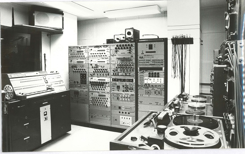 Electronic Music Studio 1963