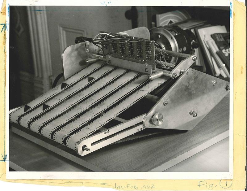 Hamograph by Myron Schaeffer 1962