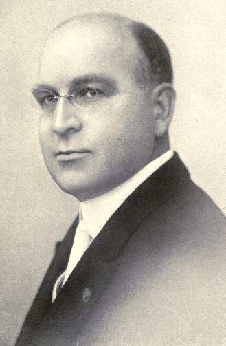 Augustus Stephen Vogt 1912